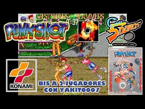 "[BIS] PUNK SHOT (JAPAN)  - ""CON 5 DUROS"" Episodio 668 (Especial 2 Jugadores con Yakito007) (1cc)"