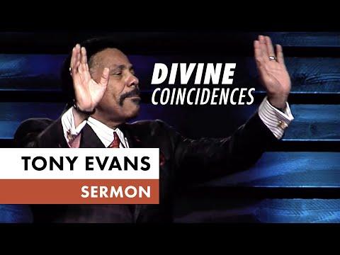Divine Coincidences - Tony Evans Sermon