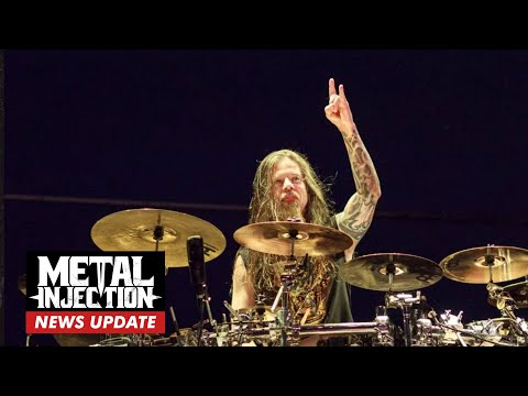 "Chris Adler Says He Left LAMB OF GOD Because It Was ""Toxic"" 