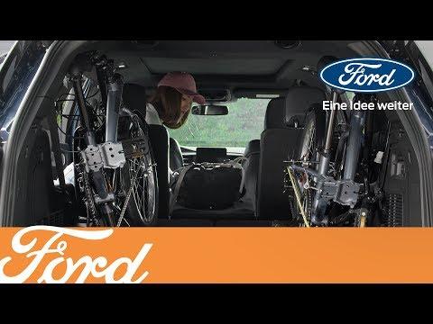 Erleben Sie den Luxus von genügend Platz mit dem neuen Ford Explorer| Ford Austria
