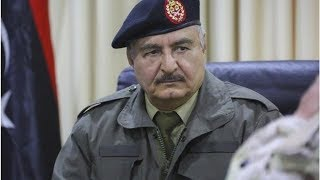 Trump Endorses U.S. Citizen-Turned Libyan Warlord, Despite Video Evidence of Haftar's Ordering Wa...