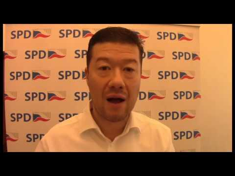 Tomio Okamura: Prosazujeme jednokomorový Parlament