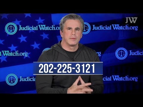 Tom Fitton: Let YOUR Members of Congress Know What YOU Think of the Trump Impeachment Hearings!