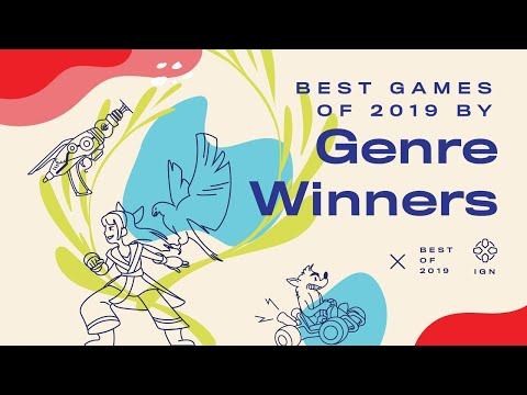 The Best Games of 2019 by Genre: Shooter, RPG, Action & More - UCKy1dAqELo0zrOtPkf0eTMw