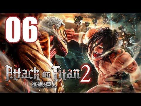 Attack on Titan 2 - Gameplay Walkthrough Part 6: Roar