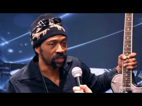 Sean Silas Interviewed by Bourns at NAMM 2017
