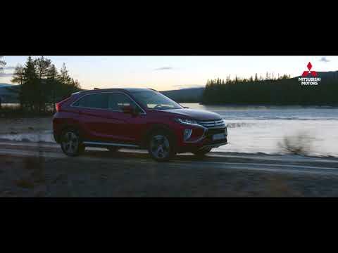 Helt nya Mitsubishi Eclipse Cross - Vidderna väntar