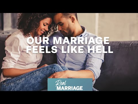 Our Marriage Feels Like Hell  Mark and Grace Driscoll