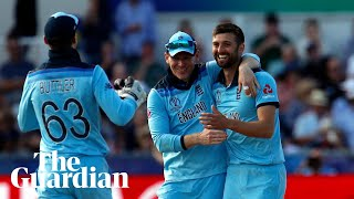 Eoin Morgan hails comfortable win after 'rollercoaster' World Cup campaign