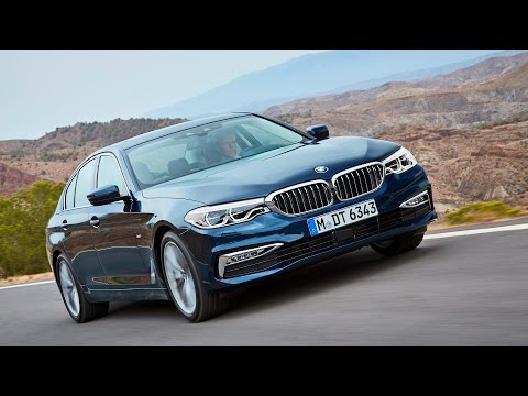 2017 BMW 530d Luxury Line - 5 Series G30 xDrive