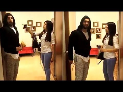 Ranveer Singh Promotes Toilet: Ek Prem Katha in his own Style