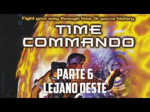 Time Commando (1996) - PC - Fase 6 Lejano Oeste