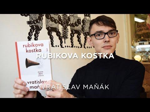 Vratislav Maňák představuje svůj román Rubikova kostka + autorské čtení