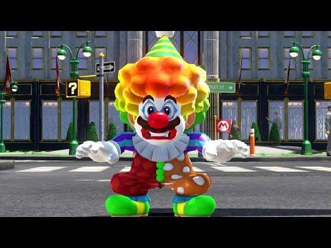 Super Mario Odyssey All Warp Paintings Locations Fpvracer Lt