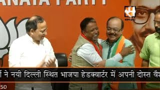 Sobhan Chatterjee and Baisakhi Banerjee Join BJP