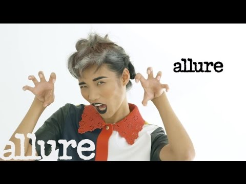 A Halloween Lipstick Hack Every Lazy Girl Will Adore | Halloween Hack | Allure