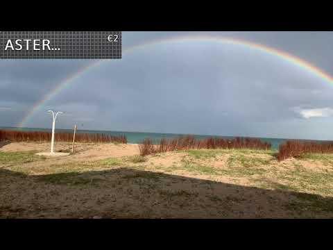 Mediterráneo: espectacular Arco Iris