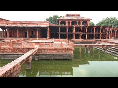 Fatehpur Sikri: The Abandoned Imperial Capital in 4K Ultra HD