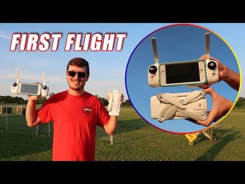 FIMI X8 SE First Flight Range Test $500 Xiaomi Flagship Camera Drone - TheRcSaylors - UCYWhRC3xtD_acDIZdr53huA