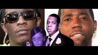YFN Lucci Dislikes Like Young Thug Album Speaks Harshly, Rihanna Seemingly Disapproves Jay Z Deal