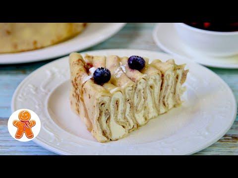 Блинный Торт ✧ Один из Лучших в Моей Коллекции Рецептов