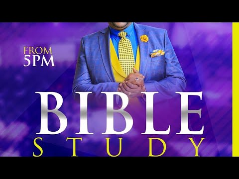 Bible Study - Pastor Peter Mwaniki  JCC Parklands Live Service - 10th Feb 2021.