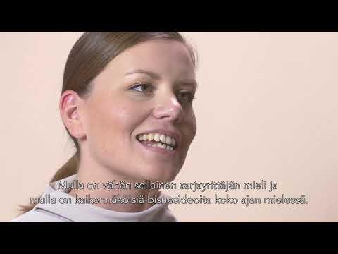 Tahdon asia — Hanna   Säästöpankki Sparbanken