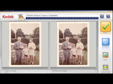 Automatic Image Correction with Kodak Perfect Touch Technology