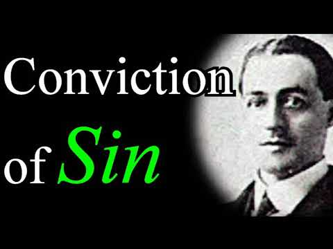 Conviction of Sin - A. W. Pink / Studies in the Scriptures / Christian Audio Books