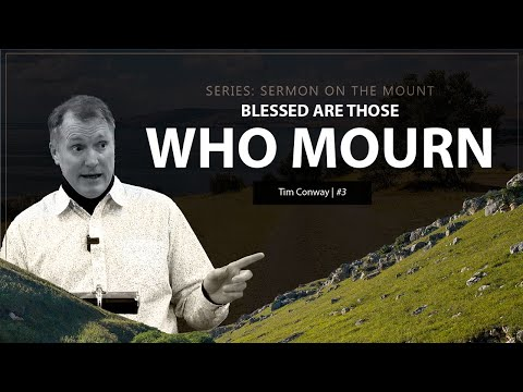 Blessed Are Those Who Mourn - Tim Conway