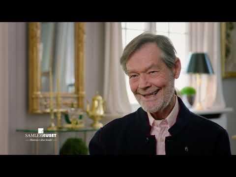 Eddie Skaar forteller om Harald V