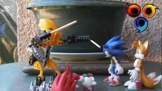 Sonic Stop Motion : Sonic Heroes