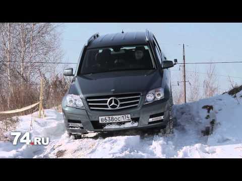 тест-драйв  Mercedes-Benz GLK 220 CDI - UCwX2PicHiEGgW1U41uhBd9A