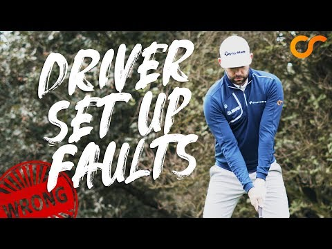 FIX THESE 3 COMMON DRIVER SET UP FAULTS