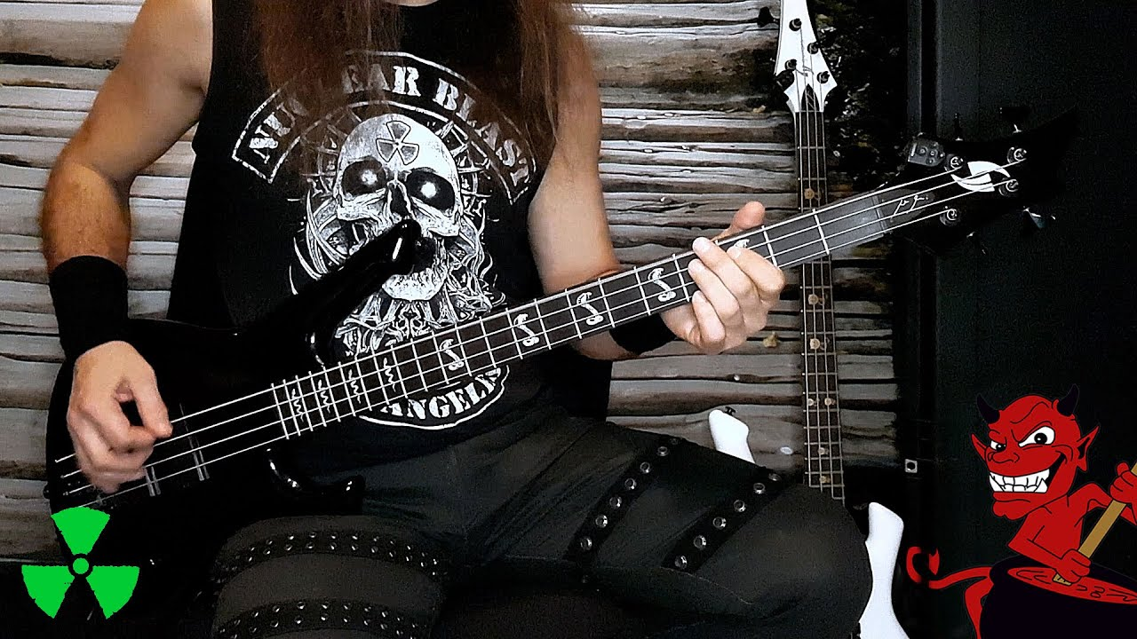 BEAST IN BLACK – Blind And Frozen (OFFICIAL BASS PLAYTHROUGH)