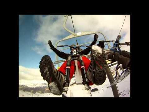 Snow Bike Experience LWT Cardrona