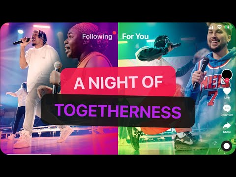 A Night of Togetherness  Rhythm Night  Worship Night  Elevation YTH