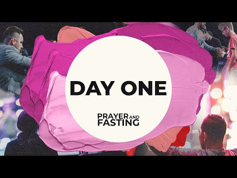 Live Prayer & Fasting  Day 1