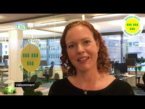 Sabina Jonestrand om BREEAM-dagen 2018