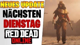 KOMMT ES AM DIENSTAG ? - Sommer Update & Zukunft | Red Dead Redemption 2 Online News Deutsch