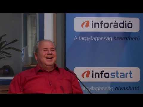 InfoRádió - Aréna - Sós Csaba - 2. rész - 2020.08.04.