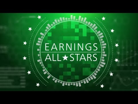 Start the Week with the Best Earnings Charts
