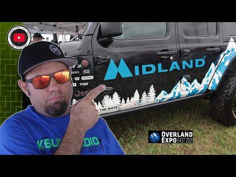 Midland Radio | Overland Expo East 2021