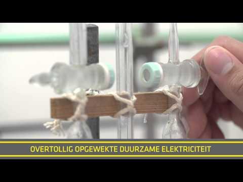 Gas gemaakt uit elektriciteit: Stedin Power-to-Gas Rozenburg