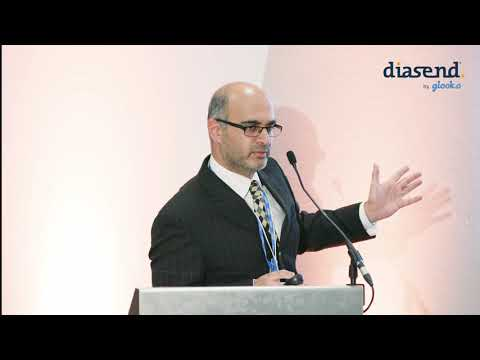 """The power of diabetes data"" by Dr Mayank Patel"