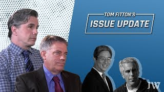 The Mysterious Death of Jeff Epstein & NEW #SpyGate Docs about Bruce Ohr | Inside Report