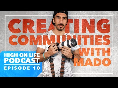 Mastering Photography and Building a Community - The High On Life Podcast #10 feat. Madou El-Khouly - UCd5xLBi_QU6w7RGm5TTznyQ