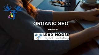 Organic SEO Overview from Lead Moose Digital Marketing