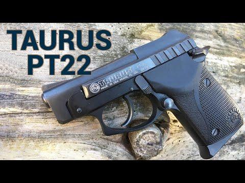 Taurus PT-22 Review