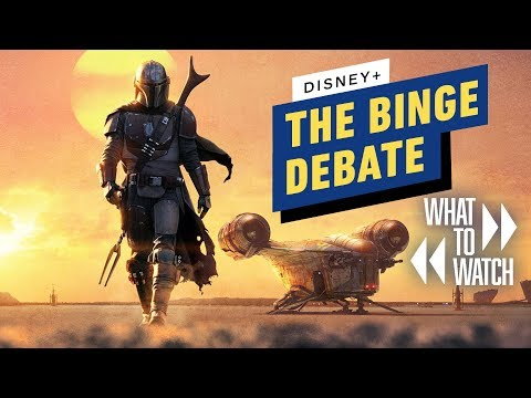 The Great Disney+ Binge Watching Debate - What to Watch - UCKy1dAqELo0zrOtPkf0eTMw